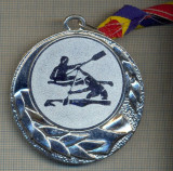 ZET 47 MEDALIE SPORTIVA -KAIAC-CANOE -CUPA ROMANIEI -JUNIORI 2003-LOCUL II