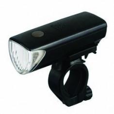 Far pt bicicleta - cu 5 LED-uri albe – Lanterna - Accesoriu Bicicleta, Faruri si semnalizatoare