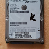 "34.HDD laptop Western Digital 2.5"" SATA 160 GB Fujitsu 5400 RPM 8 MB, 500-999 GB"