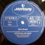 Steve Miller Band - Bongo Bongo 1984 disc vinil Maxi Single Synth-pop