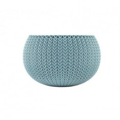Ghiveci suspendabil Cozies Misty Blue Curver 7290106929258