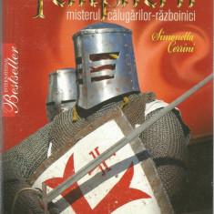 Carte - Simonetta Cerrini - Templierii - 230 pagini, Litera