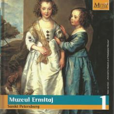 Carte - Mari muzee ale lumii/Muzeul Ermitaj Sankt Petersburg /159 pagini - Album Muzee