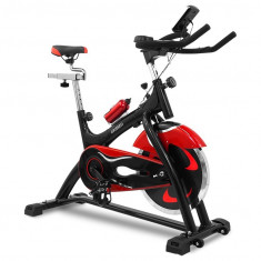 Bicicleta indoor cycling Scud Spin X - Bicicleta fitness SPORTMANN