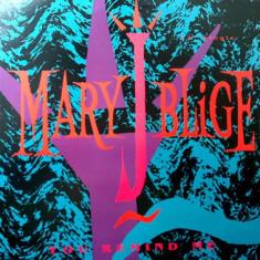 Mary J. Blige - You Remind Me 1992, disc vinil Maxi Single