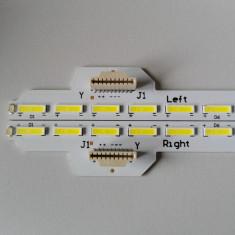 Bara LED A077ESH20 LBM500M1903-BR-1 ecran V500FWME01 Din Sony KDL-50W755C 57LED