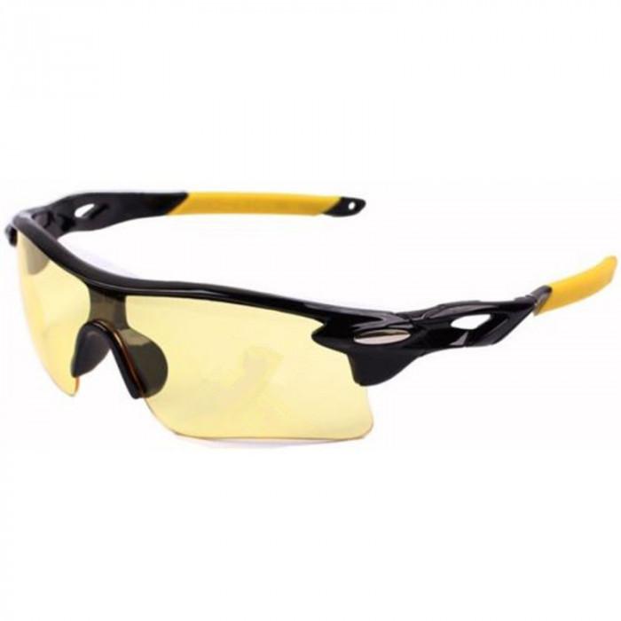 Ochelari pentru bicicleta sau condus alergat sau motocicleta  toc inclus