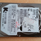 "41.HDD laptop Western Digital 2.5"" SATA 120 GB Toshiba 5400 RPM 8 MB, 500-999 GB"