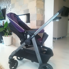 Carucior Graco Transformabil Sky 2 in 1 Purple Shadow Editie Limitata - Carucior copii 2 in 1 Graco, Altele