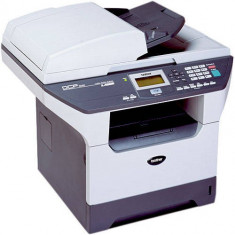 Multifunctionala second hand Brother DCP-8060 Drum unit Toner nou - Imprimanta laser alb negru