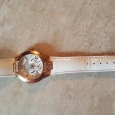 Ceas Guess de dama placat cu aur, nou, nout - Ceas dama Guess, Mecanic-Manual