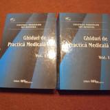 Ghiduri de practica medicala - Coordonator - Leonida Gherasim (vol.1+2)