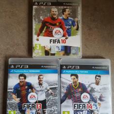 Fifa 10/13/14 PS3 - Fifa 14 PS3 Ea Sports