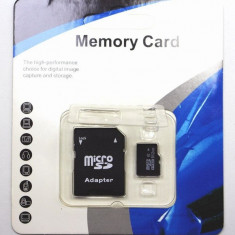 Card micro sd capacitate 512gb clasa de viteza 10 + adaptor