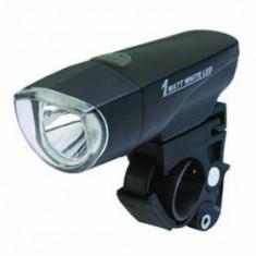 Far – Lanterna pentru bicicleta - cu chip LED de 1 W / 37 lumeni - Accesoriu Bicicleta, Faruri si semnalizatoare