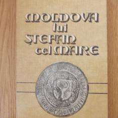 MOLDOVA LUI STEFAN CEL MARE- NICOLAE GRIGORAS - Istorie