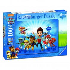 Puzzle Patrula catelusilor, 100 piese Ravensburger