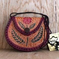 Mini borseta, portmoneu din piele de dimensiuni mici 9x7 cm #334 - Borseta Dama