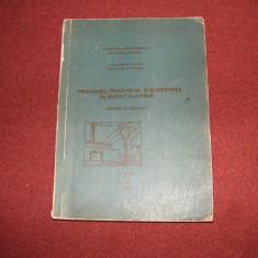 D. Cristescu - Producerea, transportul si alimentarea cu energie electrica - Carti Energetica
