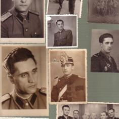 Fotografii militari romani