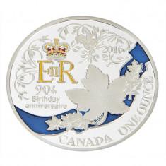 Moneda aniversara - UNC, America de Nord, An: 2016, Fier