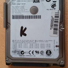 """HDD-15.HDD Laptop 2.5"""" SATA 250 GB Fujitsu 5400 RPM 8 MB"""