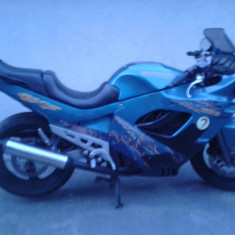 Vand urgent SUZUKI 600 GSXF - Motocicleta Suzuki
