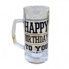 Halba de bere Happy Birthday To You