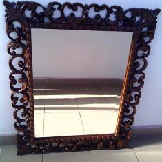 Rama de oglinda sculptata - Oglinda living
