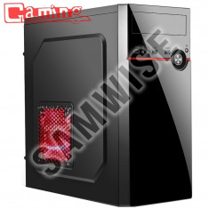NOU! Carcasa Segotep PS-113R ATX Middle Tower, USB3.0, Interior Negru GARANTIE !
