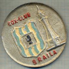 """ZET 32 MEDALIE (PLACHETA)VECHE -,, BOX CLUB BRAILA"""" - Medalii Romania"""