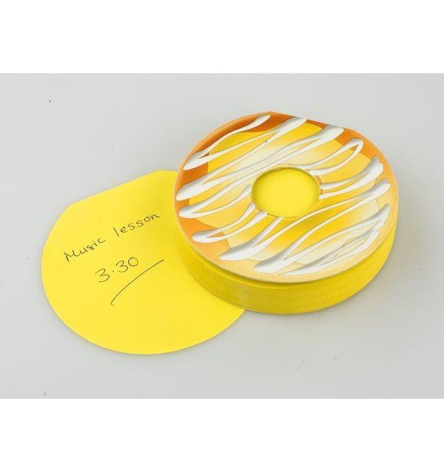 Carnetel normal gogosi - lamaie foto mare