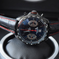 Tag Heuer Grand Carrera Calibre 17 - Ceas barbatesc Tag Heuer, Quartz
