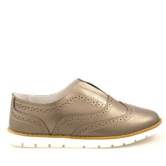 Pantofi Femei - Pantof dama, Cu talpa joasa