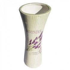 Vaza pentru flori Buchet de Lavanda, ceramica 29 cm - Vaza si suport flori