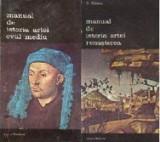 Manual de Istoria Artei - Evul Mediu + Renasterea (2 vol.)  -  G.Oprescu, Alta editura