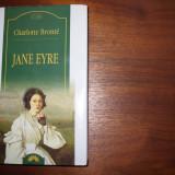CHARLOTTE BRONTE - JANE EYRE ( stare noua, cartonata ) * - Carte de lux