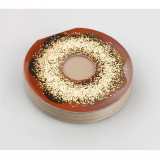 Carnetel normal gogosi - ciocolata