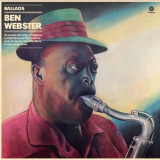 Ben Webster - Ballads -Gatefold- ( 2 VINYL )