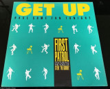 First Patrol - Get Up (Have Some Fun Tonight) (1987, ZYX) disc vinil Maxi Single