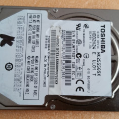 "41.HDD Laptop 2.5"" SATA 250 GB Toshiba 5400 RPM 8 MB, 500-999 GB, Western Digital"