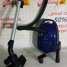 Aspirator Philips FC8453 - Aspirator cu sac Philips, 1500 W