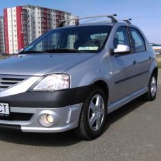 DACIA LOGAN – serie limitată Kiss FM – 1.6 MPI – 90 cp în STARE EXCEPŢIONALĂ !, An Fabricatie: 2008, Benzina, 137000 km, 1600 cmc