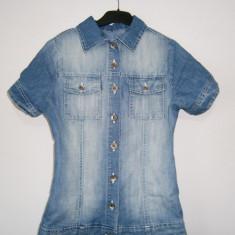 Salopeta jeans dama Mexton, mar 36, stare foarte buna! - Salopeta dama, Culoare: Din imagine