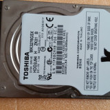 "41.HDD laptop Western Digital 2.5"" SATA 320 GB Toshiba 5400 RPM 8 MB, 500-999 GB"