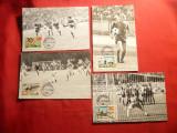 Set 4 Maxime Fotbal 1989 Romania