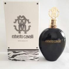 Edp Nero Assoluto Roberto Cavalli tester original nou 75 ml - Parfum femeie Roberto Cavalli, Apa de parfum