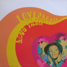 Loveparade feat. Andrea Barker - Love Train 1993 disc vinil Maxi Single House - Muzica House