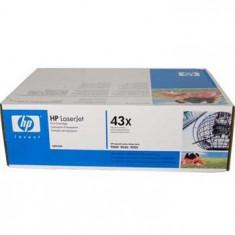 Toner original HP 43X alb negru LaserJet C8543X - Cartus imprimanta