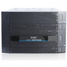 Solutie completa stocare storage EMC VNX5300 76, 4 TB SAS - UPS